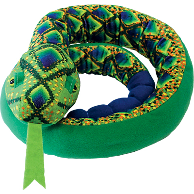 Symbol of New Year 2013 Snake