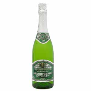 "Brut Champagne ""French Boulevard"""