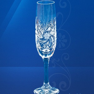 Crystal Glasses Set