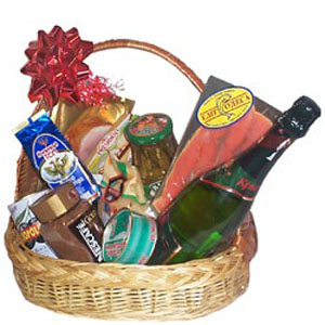 Luxury Food Basket