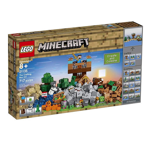 Lego The Crafting Box 2.0